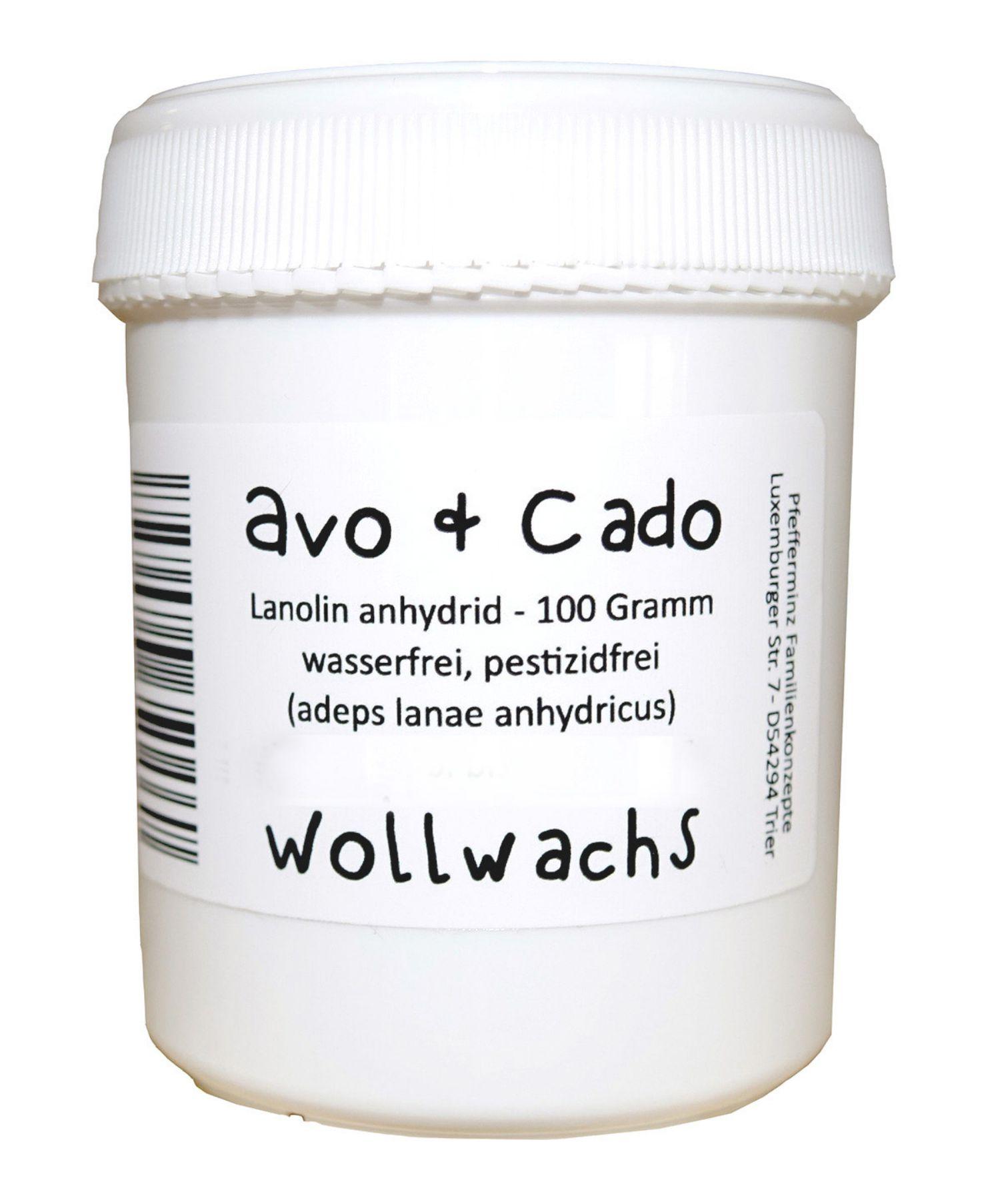 avo+cado Wollwachs