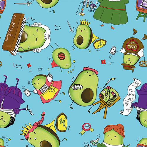 Avocado Heroes
